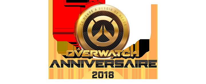 OVERWATCH - Les festivités du second anniversaire ont commencé ! Logo_a10