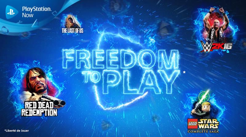 PlayStation : Le PS Now disponible dès maintenant en France Playst10
