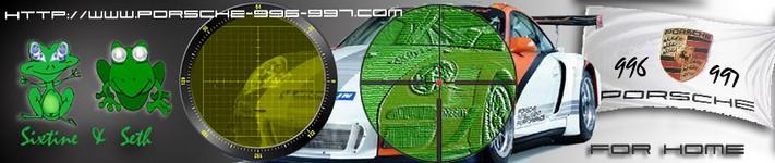 PORSCHE 996-997-991-992 Passion...aimant