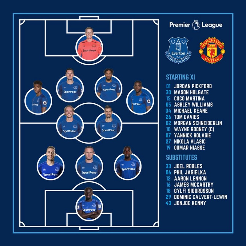 Everton v Man U 26166010