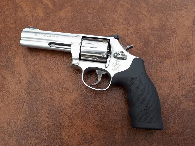 Smith et Wesson 357 20171010
