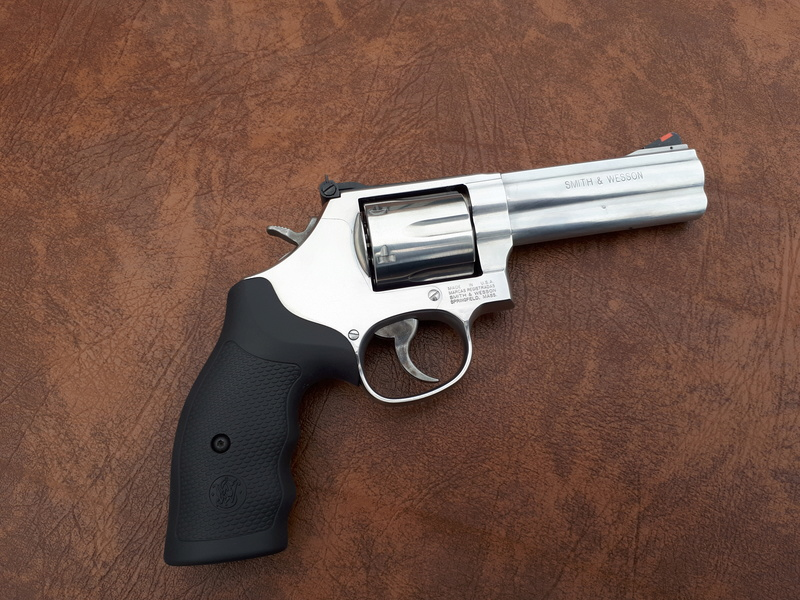 Smith et Wesson 357 20171011