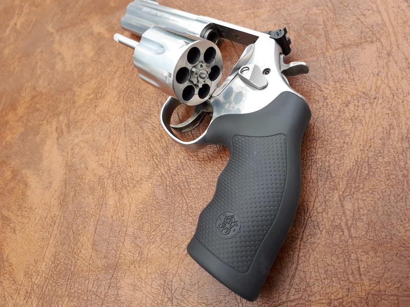 Smith et Wesson 357 20171012