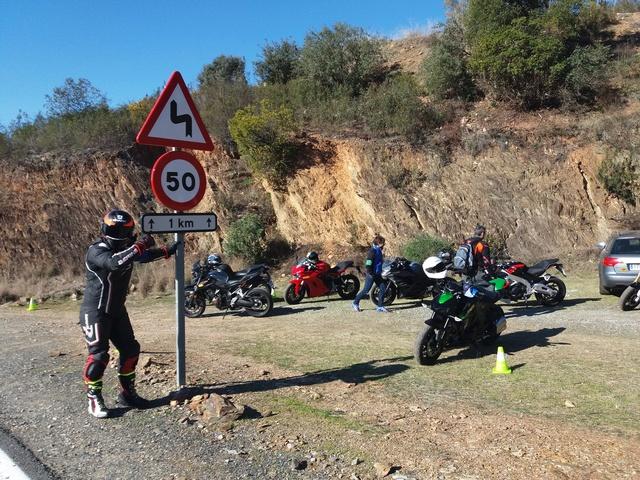 [ESSAI] Compte Rendu de l'Essai du MICHELIN ROAD 5 en Andalousie(ESPAGNE) 20180289