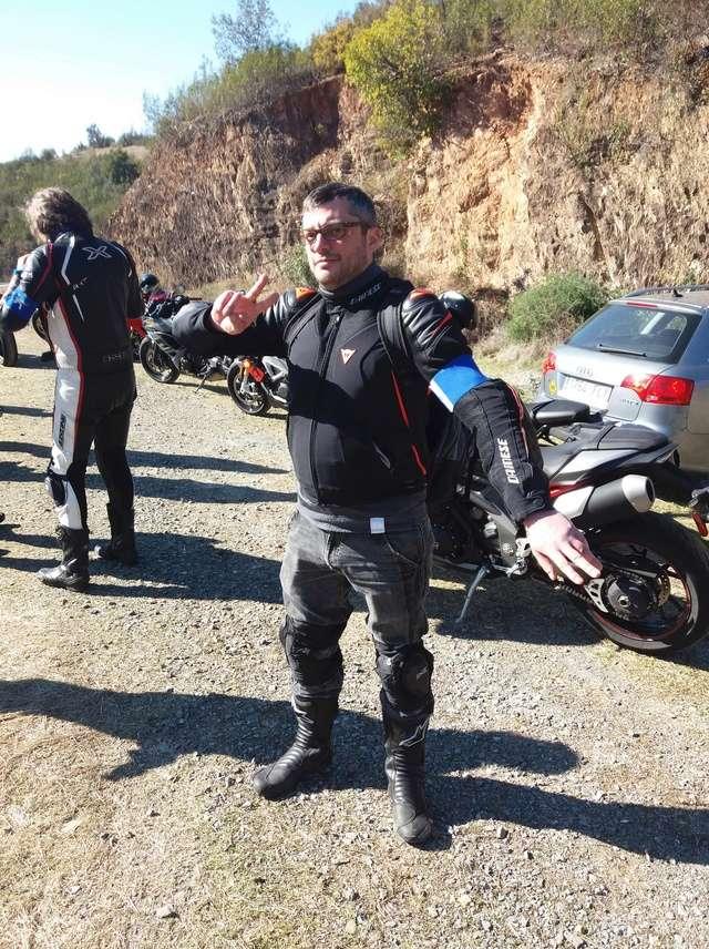 [ESSAI] Compte Rendu de l'Essai du MICHELIN ROAD 5 en Andalousie(ESPAGNE) 20180292
