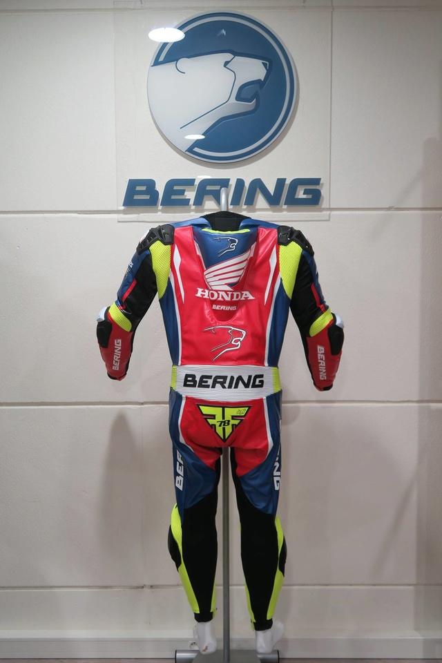 Freddy Foray rejoint la team Bering pour la saison 2018 ! Bering10