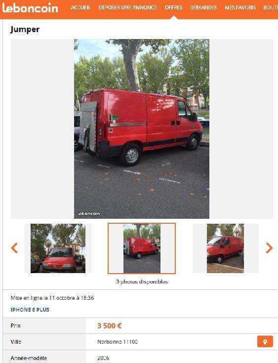 Vos camions : quel modèle? Quel moteur? Défauts/avantages... - Page 2 Boxer10
