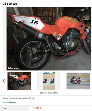 [FICHE] QUELLE MOTO POUR PISTER ???  Cb10