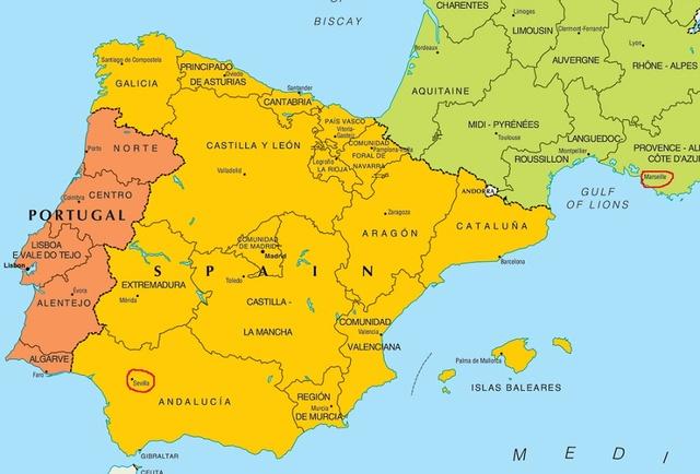 [ESSAI] Compte Rendu de l'Essai du MICHELIN ROAD 5 en Andalousie(ESPAGNE) Espagn10