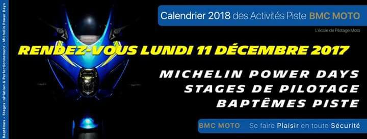 BMC : Nouveau calendrier 2018 Screen11