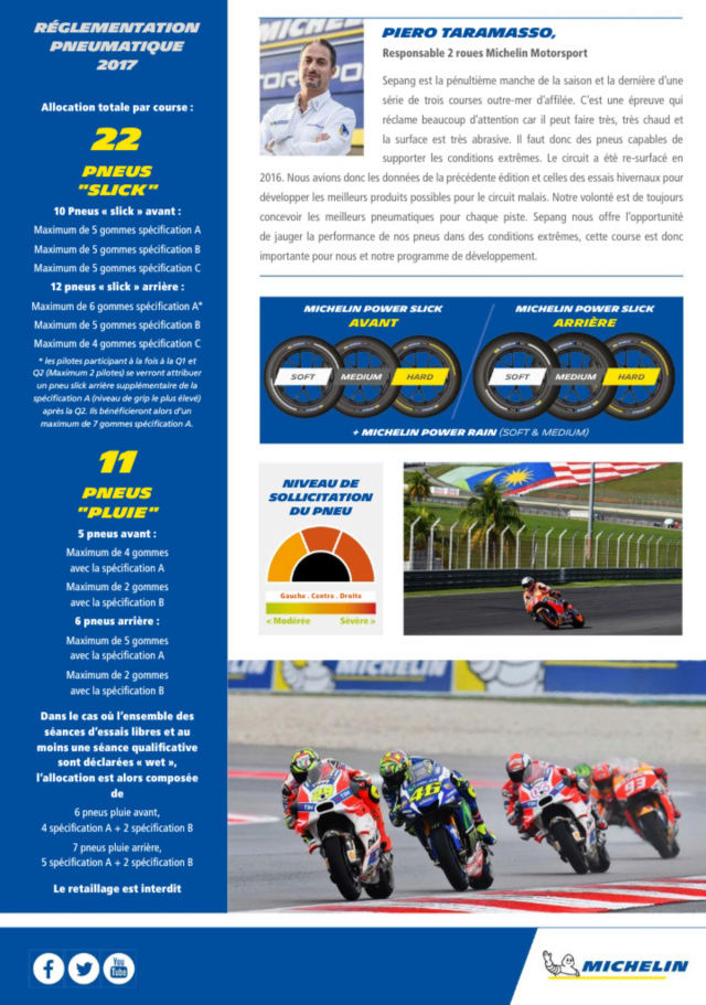Programme Motogp Malaysie horaires, classement, analyses... Screen16