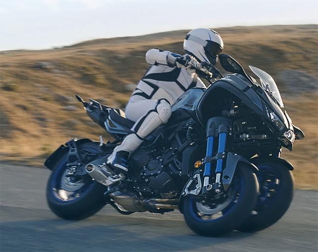 Encore une nouveauté chez Yamaha? Le NIKEN Yamaha11