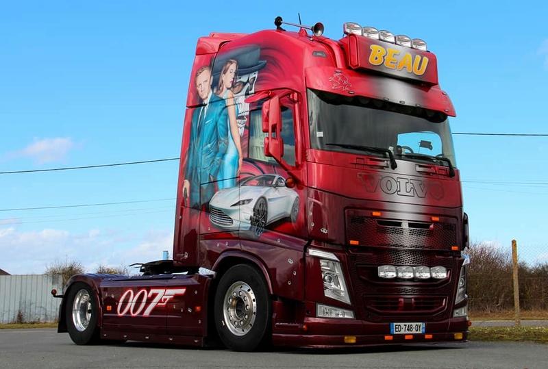 tres   beaux  camions   29062910