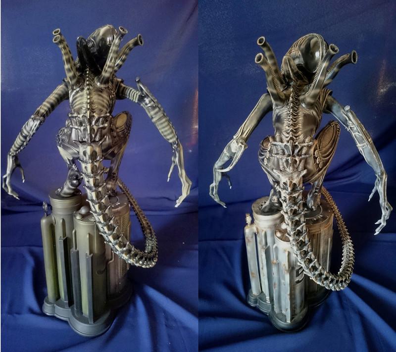 Repaint Alien Warrior 1/4  A_w_do10