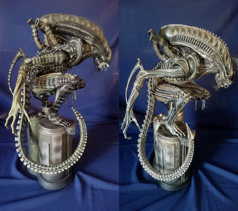 Repaint Alien Warrior 1/4  A_w_p_10