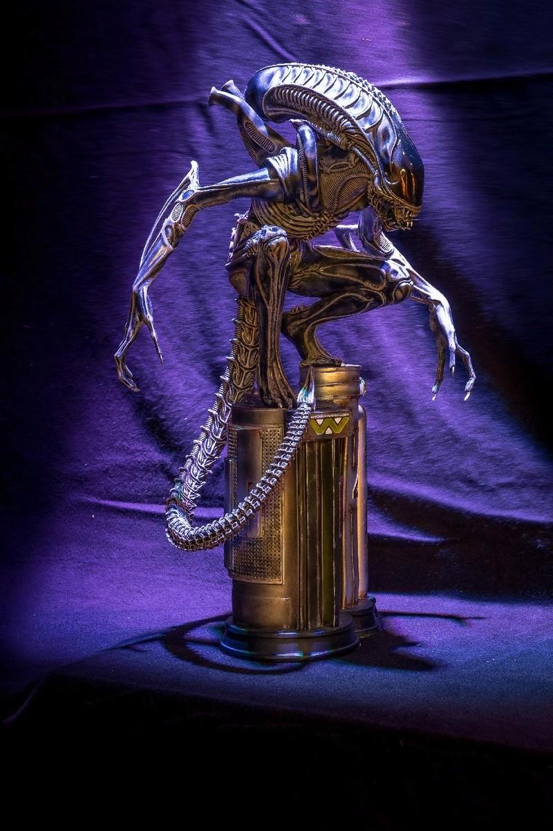 Repaint Alien Warrior 1/4  Aventi10