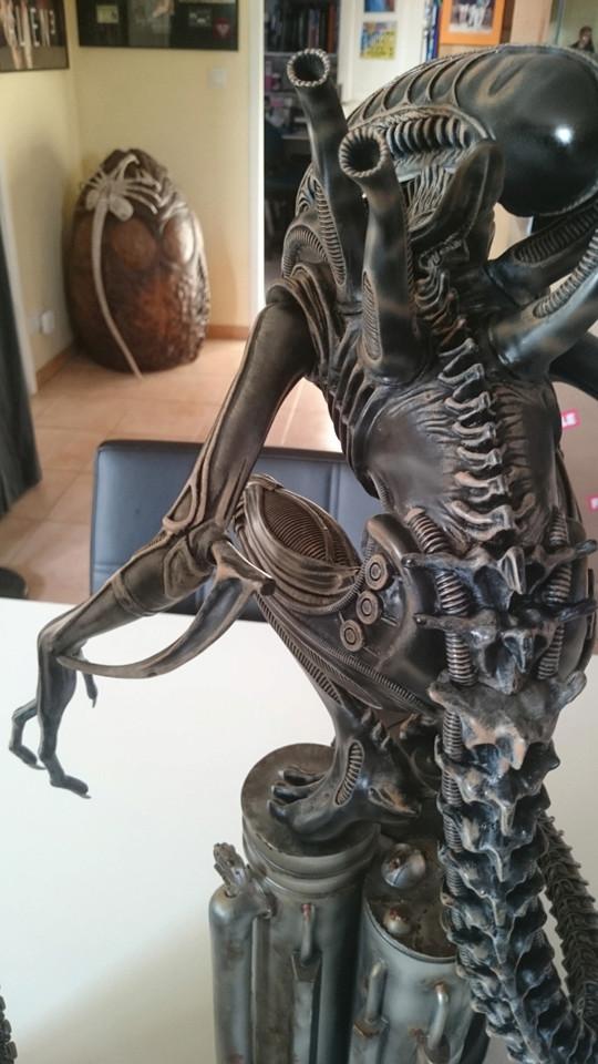 Repaint Alien Warrior 1/4  Dsc_0312