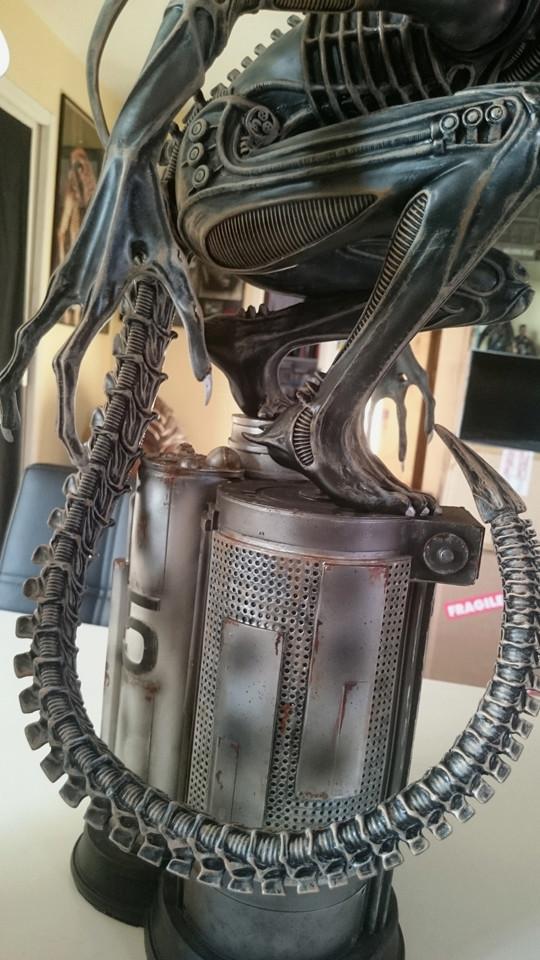 Repaint Alien Warrior 1/4  Dsc_0319