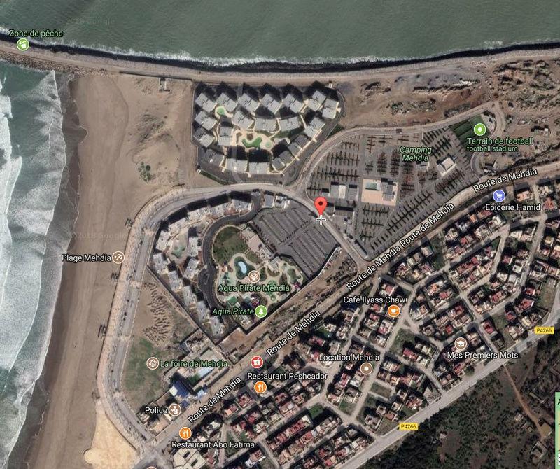 [Maroc Camp/Dernières nouvelles] Nouveau terrain de camping à Mehdiya plage (Kénitra) Medhia10