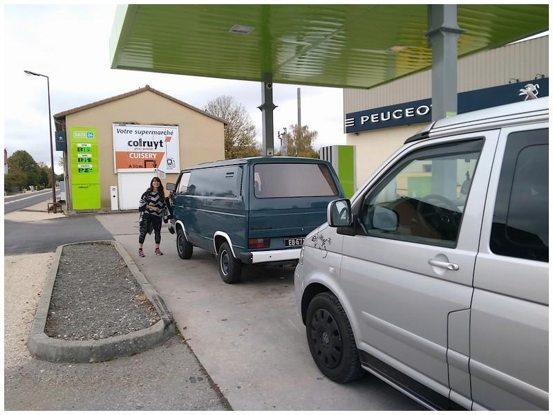 Le 'tit bus de Lilou, Didine et cap'taine T3-vw020