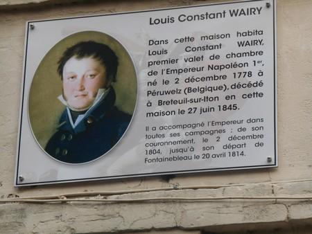 16.10.17 : Breteuil sur Iton, hommage à Constant Wairy Breteu12