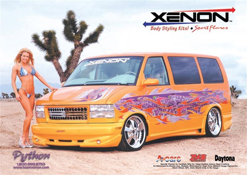 Chevrolet Astro Fujimi. 30d87310