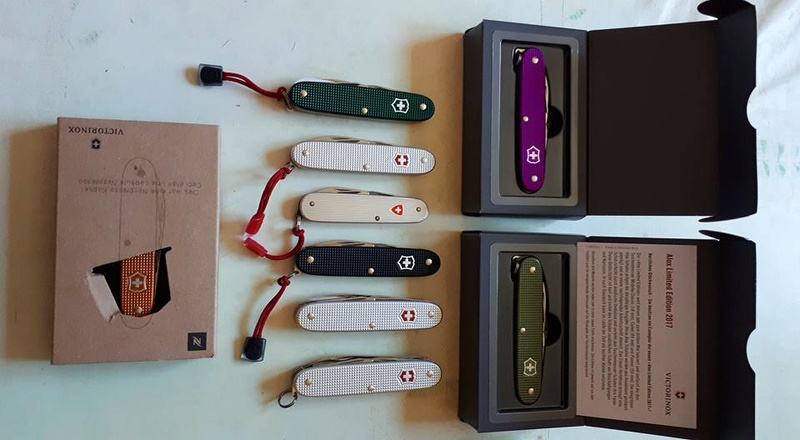 Mes 91mm rouge et ALOX 93 mm ( Victorinox ) -- ( Philippe ) 22406110