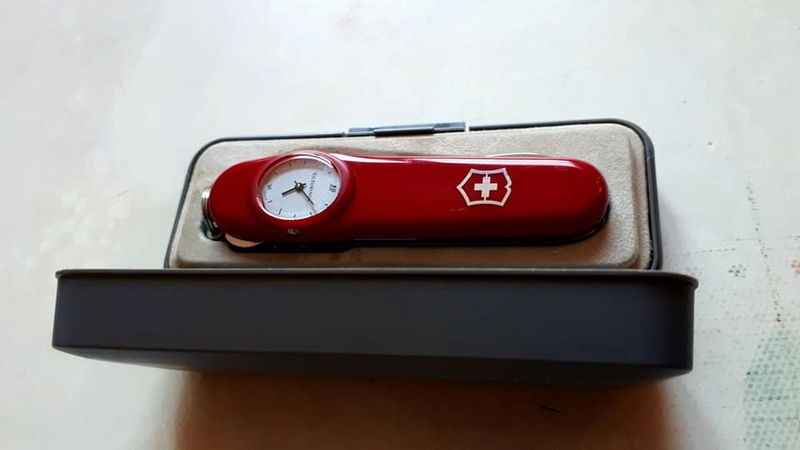 Mes 91mm rouge et ALOX 93 mm ( Victorinox ) -- ( Philippe ) 22489610