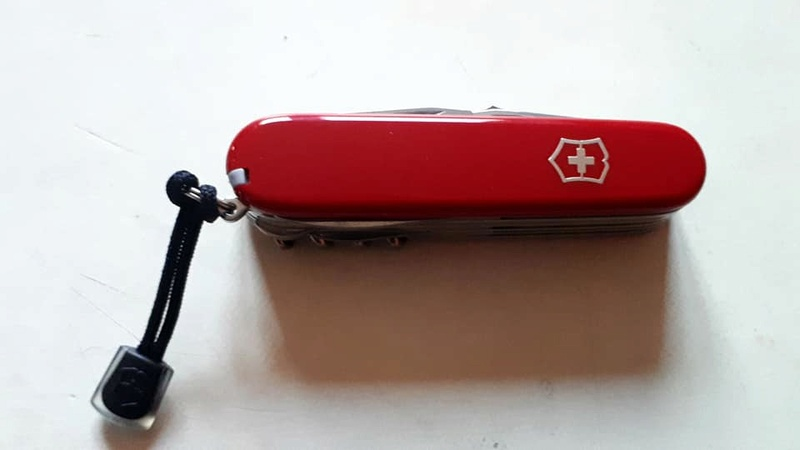 Mes 91mm rouge et ALOX 93 mm ( Victorinox ) -- ( Philippe ) 22894110