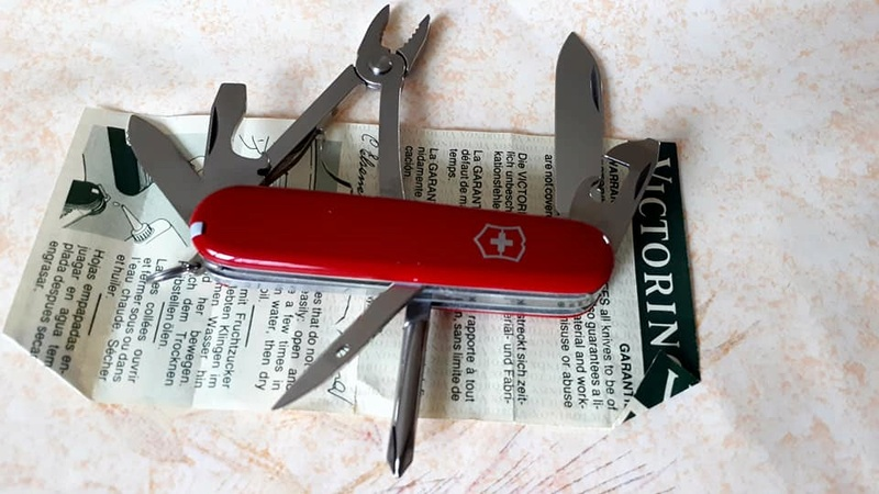 Mes 91mm rouge et ALOX 93 mm ( Victorinox ) -- ( Philippe ) 24852310