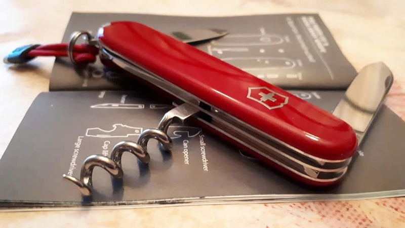 Mes 91mm rouge et ALOX 93 mm ( Victorinox ) -- ( Philippe ) 27072310