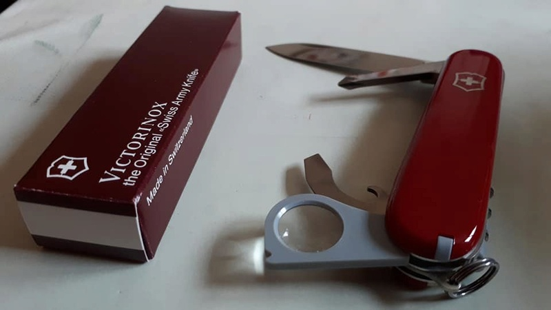 Mes 91mm rouge et ALOX 93 mm ( Victorinox ) -- ( Philippe ) 29512810