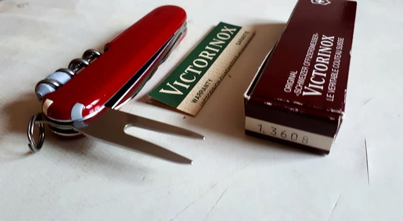 Mes 91mm rouge et ALOX 93 mm ( Victorinox ) -- ( Philippe ) 29543210