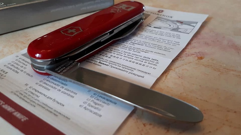 Mes 91mm rouge et ALOX 93 mm ( Victorinox ) -- ( Philippe ) 30531410