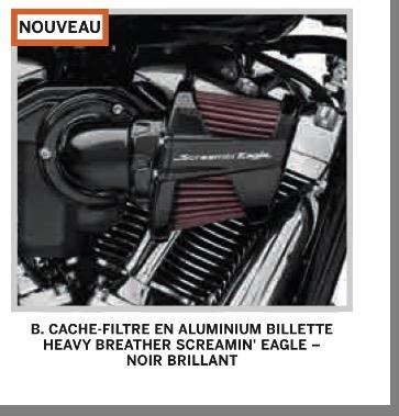 Filtre a air M8 SCREAMIN EAGLE  [VENDU] 43432310