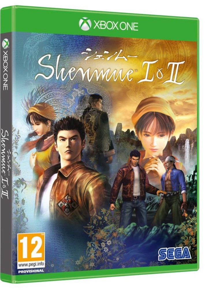 Shenmue 1 & 2 Remastered (PS4 / Xone / PC / pas Switch) - Page 5 8df68010