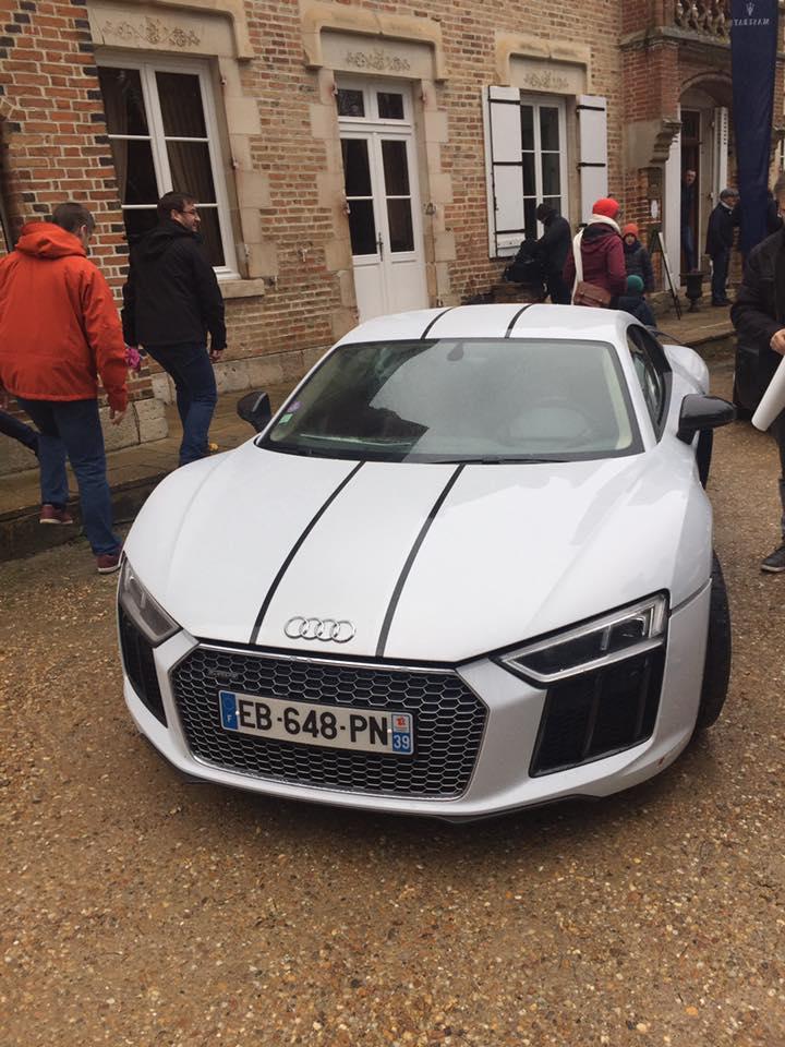 Rallye automobile Sologne 20 janvier 2018 avec Junghans & Stef comme partenaires 26734111