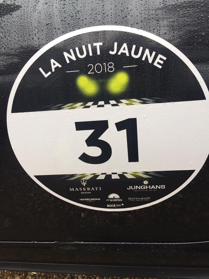Rallye automobile Sologne 20 janvier 2018 avec Junghans & Stef comme partenaires 26734410