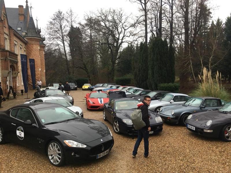 Rallye automobile Sologne 20 janvier 2018 avec Junghans & Stef comme partenaires 26907110