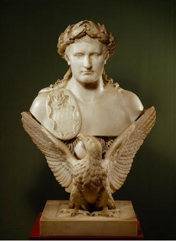 LE BUSTE DE NAPOLEON -- Bertel THORVALDSEN (1830) Buste_10