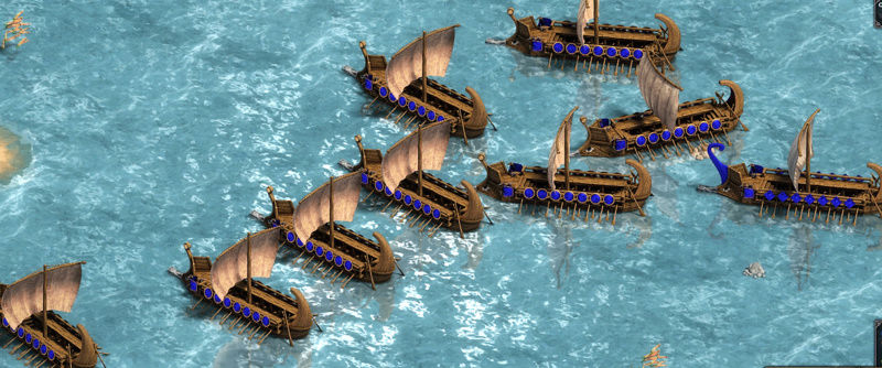 AGE OF EMPIRES Flotte10