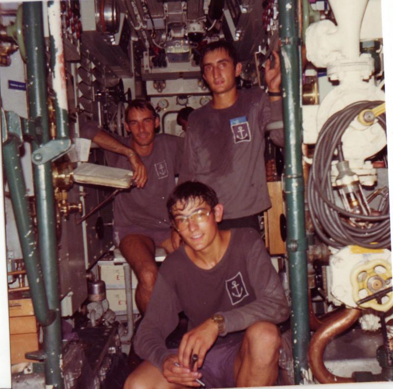 [ Divers - Les classiques ] La vie à bord d'un sous-marin classique - Page 22 10211