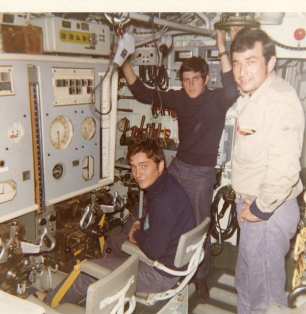 [ Divers - Les classiques ] La vie à bord d'un sous-marin classique - Page 14 13010