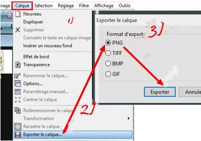 """N ° 10 PFS """" Autre Méthode""""Transparence sur une Image """" - Page 2 Enr_en10"""