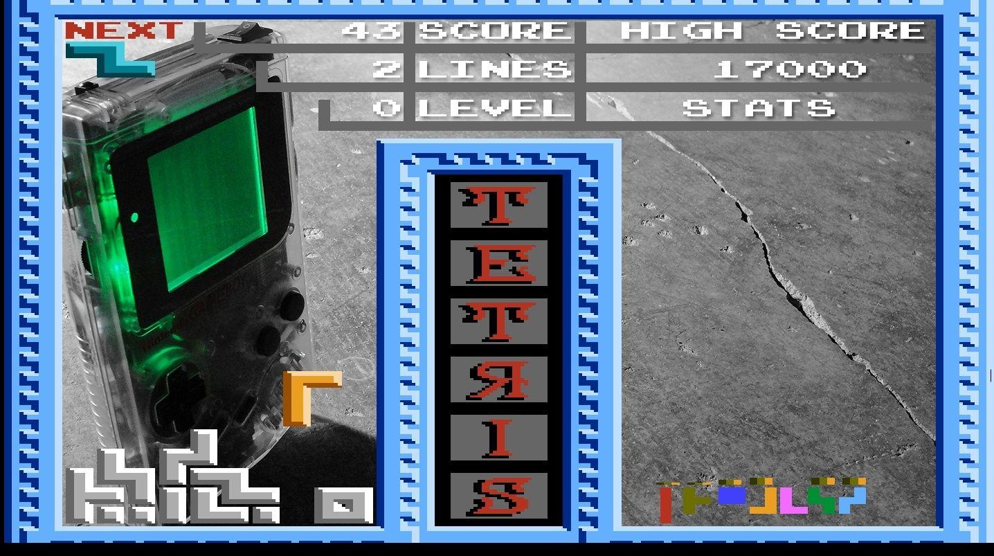 D'une perte de temps à l'inutilité Tetris10