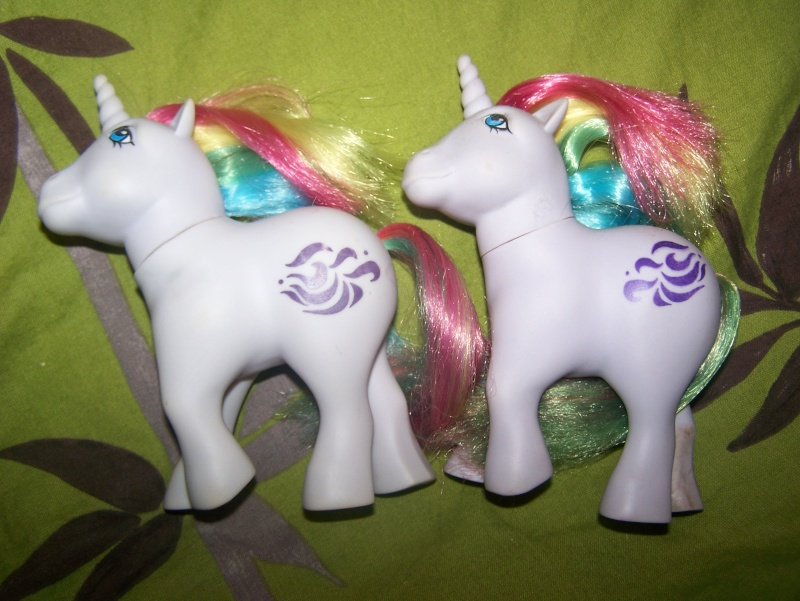 Mon Petit Poney / My Little Pony G1 (Hasbro) 1982/1995 100_7012