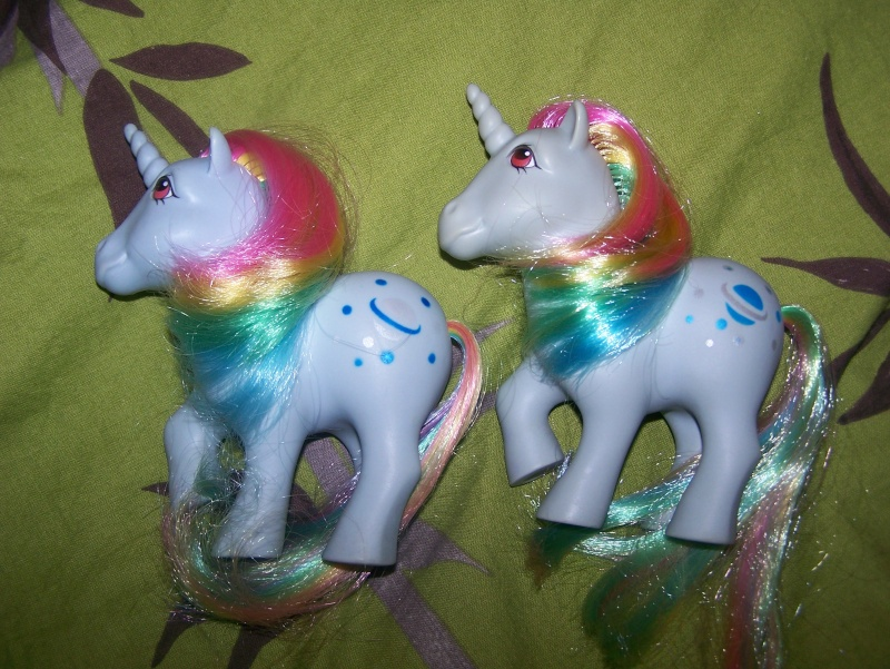 Mon Petit Poney / My Little Pony G1 (Hasbro) 1982/1995 100_7015