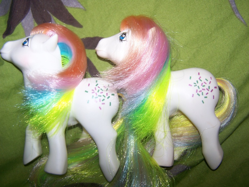 Mon Petit Poney / My Little Pony G1 (Hasbro) 1982/1995 100_7020