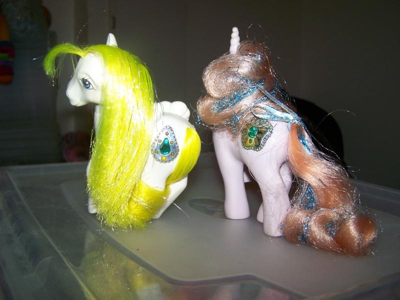 Mon Petit Poney / My Little Pony G1 (Hasbro) 1982/1995 100_7022