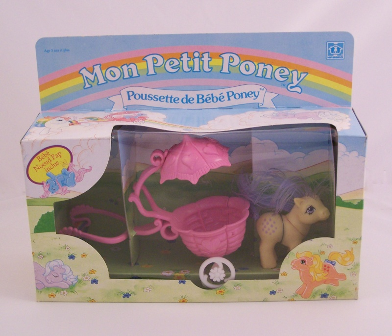 Mon Petit Poney (HASBRO) 1982 - 1994 - Page 2 1010